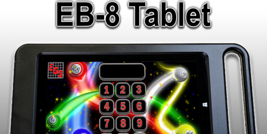 EB-8 Tablet Unit