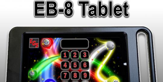 EB-8 Tablet Unit